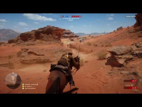 Horse Beastiality gone wrong in the hood 10+ kills sad times (Battlefield™ 1 Gameplay)