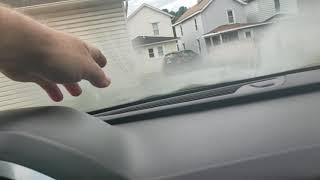 6th gen Camaro windshield fogging up explanation and 30 sec. solution