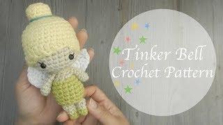 Crochet Tinker Bell Free Amigurumi Pattern