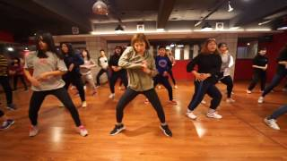 [EZDANCE서면점] eve - grind or die / Choreography by mingming / HIPHOP DANCE