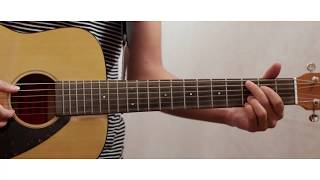 Halsey   Eyes Closed (Guitar Cover)