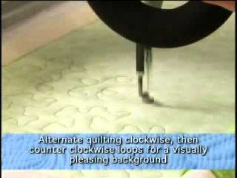 Quilting Techniques - Loops
