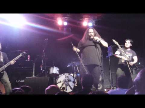 RUCKUS OPENING FOR LIT & BUCKCHERRY 09/25/2012.MOV