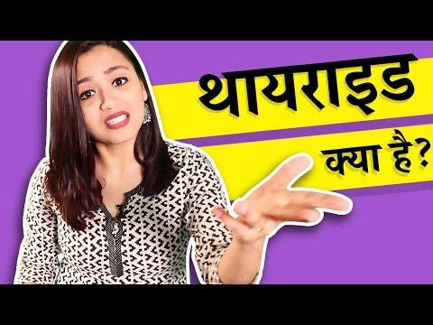 थायराइड क्या है और क्यों होता है? What is Thyroid? (In Hindi)