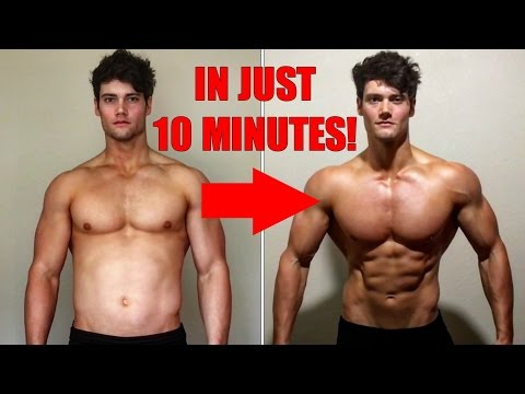10 Minute Transformation   Fitness Secrets EXPOSED