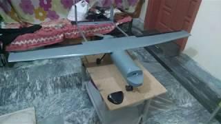 Scratch build twin boom fpv rc plane