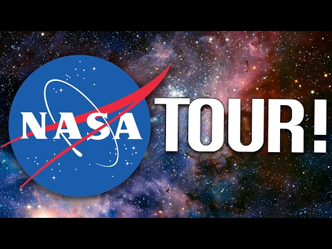 JPL - NASA Mission Control Tour!