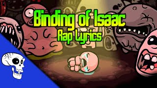 "Binding of Isaac Rap LYRIC VIDEO by JT Music - ""Your Own Damnation"""