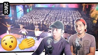 GUYS REACT TO iKON'S 'Love Scenario' @TVN's 300