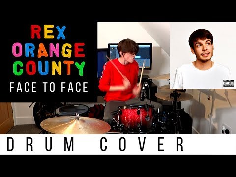 Rex Orange County - Face To Face - Drum Cover