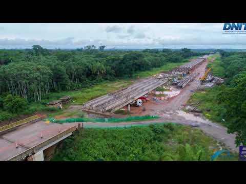 Ponte do Abunã deve ser inaugurada no primeiro trimestre desse ano