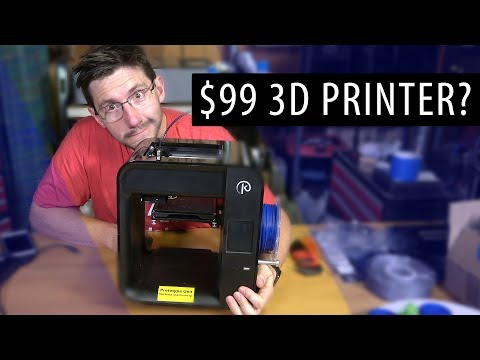 Kodama Obsidian - The $99 3D Printer?