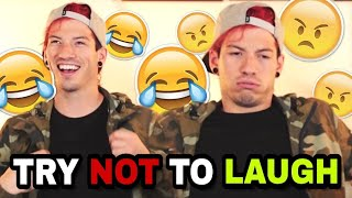 SPICEY TØP MEMES / Try Not To Laugh 😂🚫