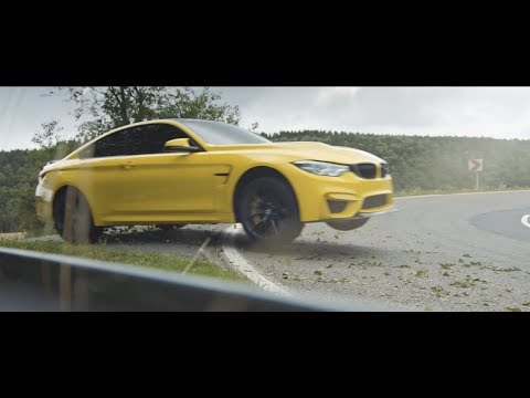Escaping the Ring with the BMW M4 CS and Pennzoil Synthetics