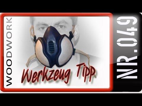 Atemschutzmaske 3M Lösemittel