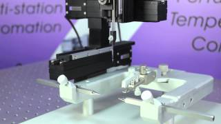 In Vivo (IVM) electrophysiology micromanipulators - Video demonstration