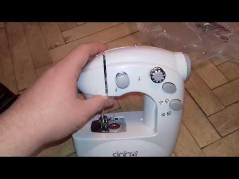 Обзор швейной машины Sinbo SSW 101