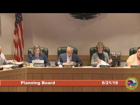 Planning Board 6.21.2018