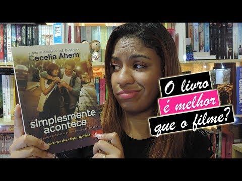 Resenha: Simplesmente Acontece - Cecelia Ahern | Leticia Mateuzi