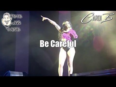 Cardi B - Be Careful (ACL Music Fest, Austin, TX 10/06/2019) HD
