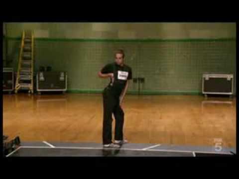 Robotický tanečník