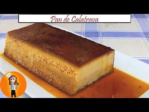 Pan de Calatrava   Receta de Cocina en Familia