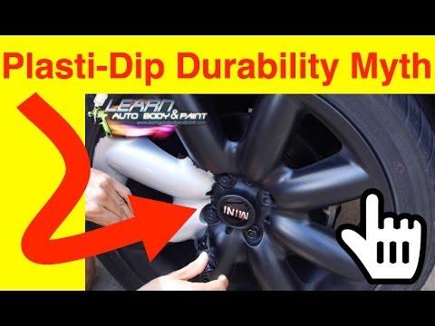 Plasti Dip Rims Durability Myth – Peel Off Plasti Dip – Lug Nut Test – 1 Year Later