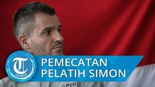 Pemecatan Simon McMenemy dari Kursi Pelatih Timnas Indonesia