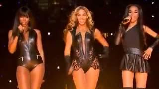 Beyoncé Live at Super Bowl 2013 And Destiny