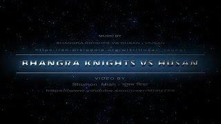 BHANGRA KNIGHTS VS HUSAN (DIGITAL LYRIC   - YouTube