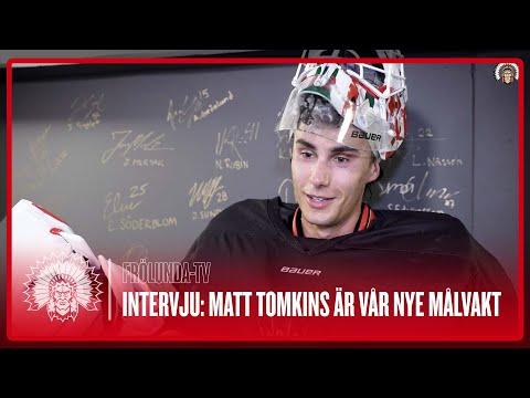 Youtube: Matt Tomkins på plats med laget