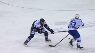 Dadonov undresses Lee for beautiful GWG goal