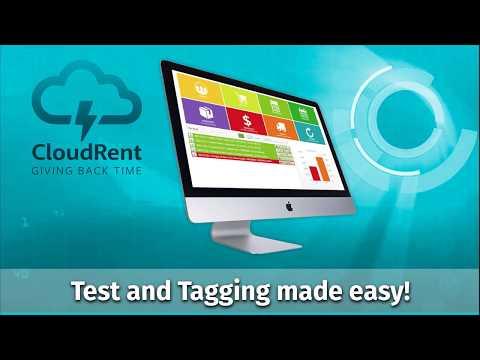 , title : 'CloudRent Review - Rental software | equipment rental software | Test and tagging Software