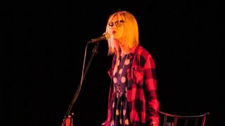 "Anna Nalick ""In The Rough"" @ Music on Main Street in Woodbridge Nov 5, 2014"