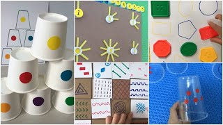 Learning Math Indoor Activities For Toddlers And Preschoolers