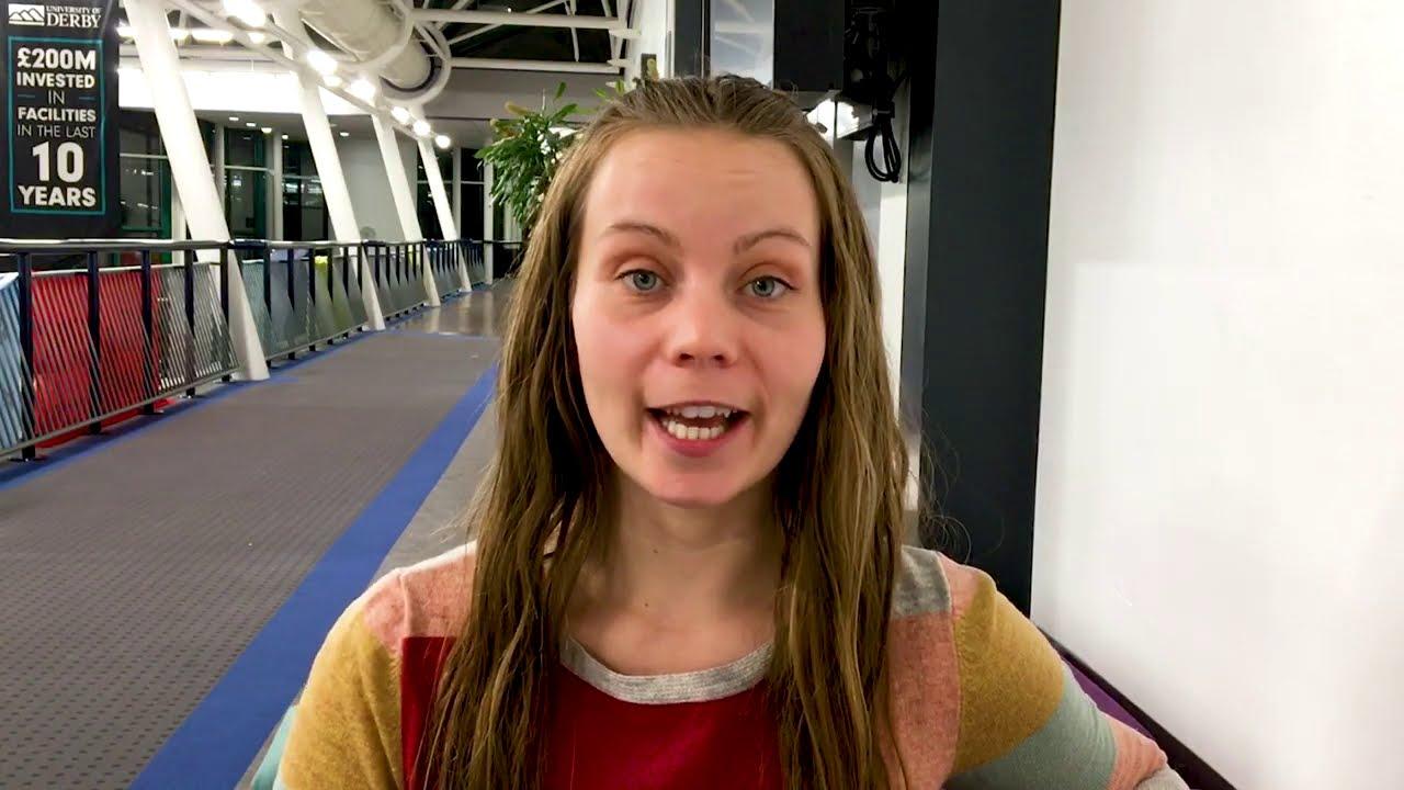 Sara Slamkova – Psychology student vlog