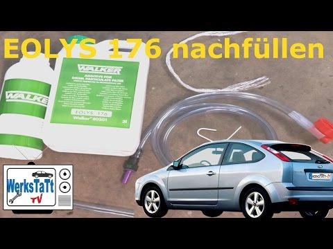 Der Brennstofffilter pajero 4 Benzin
