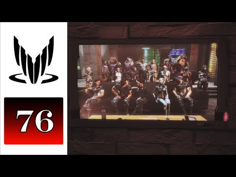 Let's Play Mass Effect 3 (Blind) - 76 - We've Got Tonight (Citadel DLC part  12) - SkadiLP