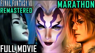 Final Fantasy VIII - The Movie - Marathon Edition (PS4 Remaster Gameplay & All Cutscenes)