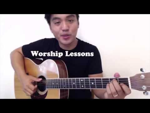 Here I Am To Worship EASY Tutorial - Zeno Mp3