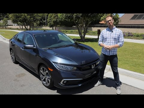 2020 Honda Civic Test Drive Video Review