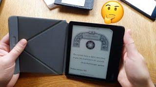 Unboxing of the Kobo Libra H2O Sleepcover - great case for the Kobo e-reader!