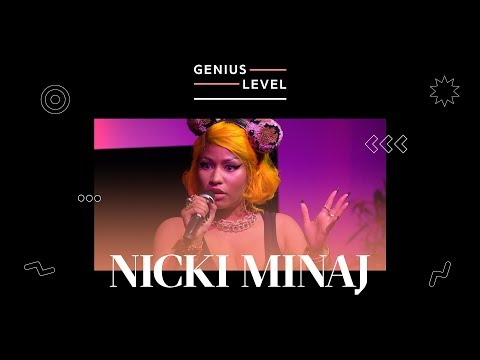 Nicki Minaj: Lyrical Queen | Genius Live Interview