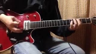 【AC/DC】Bad Boy Boogie - Rhythm guitar