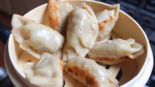DUMPLINGS CASEROS - Gyozas Caseras - Cómo Hacer Dumplings