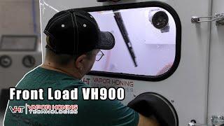Front Load VH900 - Vapor Honing Technologies