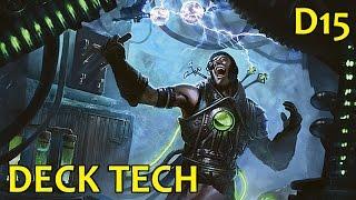 Turbo Self-Mill Deck Tech (Magic 2015)