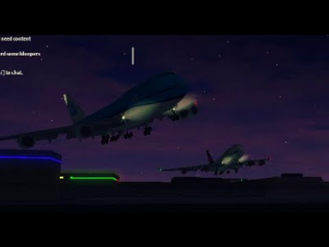 ROBLOX | Military Flight Simulator-x NUKE! - смотреть онлайн