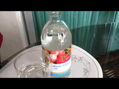 I cured kuko halamang-singaw suka