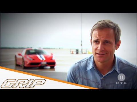 Der neue Ferrari 458 Speciale - GRIP - Folge 280 - RTL2